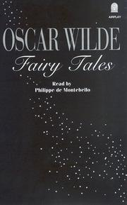 Cover of: Fairy tales