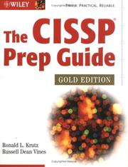 The CISSP Prep Guide by Ronald L. Krutz