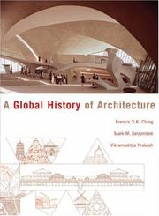 Cover of: A global history of architecture | Frank Ching