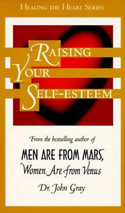 Cover of: Raising Your Self Esteem