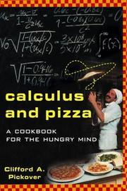 Cover of: Calculus and Pizza