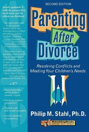 Cover of: Parenting After Divorce