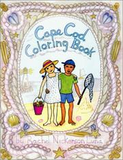 Cover of: Cape Cod Coloring Book |