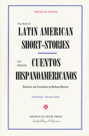 Cover of: The Best of Latin American Short-Stories / Los mejores cuentos hispanoamericanos