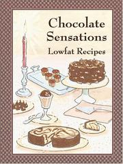 Cover of: Chocolate Sensations