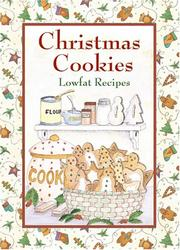 Cover of: Christmas Cookies