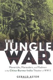 Cover of: The jungle war