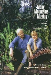 Cover of: Many Mountains Moving