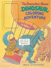 Cover of: The Berenstain Bears' Dinosaur Coloring Adventure