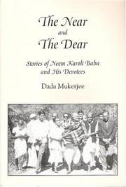 Cover of: The Near and the Dear | Dada Mukerjee