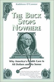 The Buck Stops nowhere