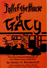 Cover of: Fall of the House of Gacy | Harlan H. Mendenhall