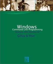 Cover of: Windows Command Line Programming | Carolyn Gillay
