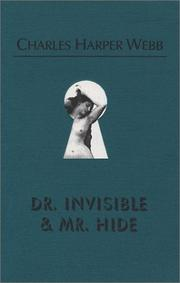 Cover of: Dr. Invisible & Mr. Hide