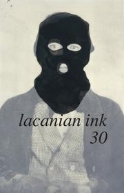 Cover of: Lacanian Ink 30 - Objet a