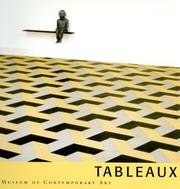 Cover of: Tableaux