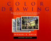 Cover of: Color drawing | Michael E. Doyle