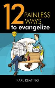 Cover of: 12 Painless Ways to Evangelize