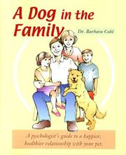Cover of: A Dog in the Family