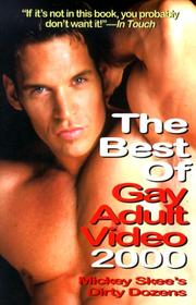 Cover of: The Best of Gay Adult Video 2000 | Mickey Skee