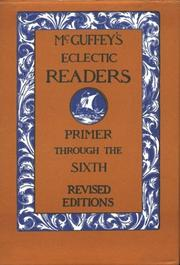 Cover of: McGuffey's Eclectic Readers/Boxed