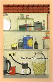 Cover of: The Time to Lose Journal | Jan Yager