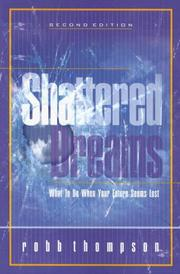 Cover of: Shattered Dreams | Robb Thompson