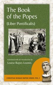 Cover of: The Book of the Popes | Louise Ropes Loomis