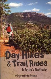 Cover of: Day Hikes & Trail Rides in Payson