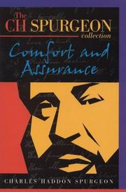 Cover of: Comfort and Assurance