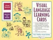 Cover of: Visual Spanish Adjectives & Adverbs (Language Express Cards) (Language Express Cards)