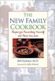 Cover of: The New Family Cookbook | Bill Eichner