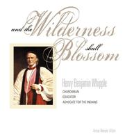Cover of: And the Wilderness shall Blossom
