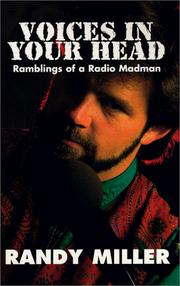 Cover of: Voices In Your Head - Ramblings of a Radio Madman