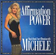 Cover of: Affirmation Power Book | Michele Blood