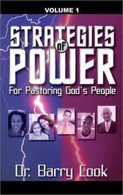 Cover of: Strategies of Power