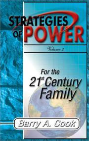 Cover of: Strategies of Power: Vol. 2