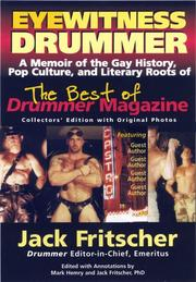 Cover of: Gay San Francisco | Jack Fritscher
