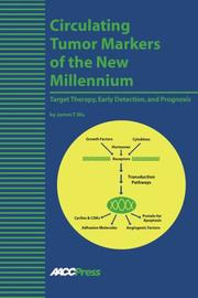 Cover of: Circulating Tumor Markers of the New Millennium | James T. Wu