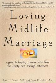 Cover of: Loving Midlife Marriage