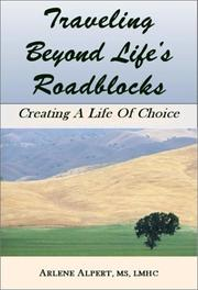 Cover of: Traveling Beyond Life's Roadblocks