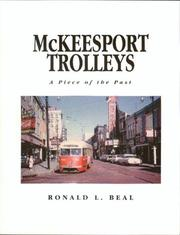Cover of: McKeesport Trolleys