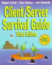 Cover of: Client/Server Survival Guide
