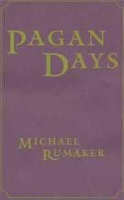 Cover of: Pagan Days