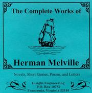 Cover of: The Complete Works of Herman Melville (The Complete Works of Standard Authors series)