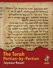 Cover of: The Torah