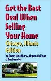 Cover of: Get the Best Deal When Selling Your Home | Angus Woodbury