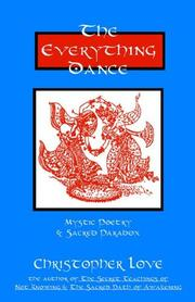 Cover of: The Everything Dance