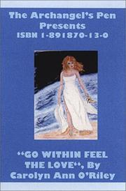 Cover of: Go Within Feel The Love