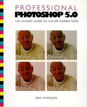 Cover of: Professional Photoshop 5